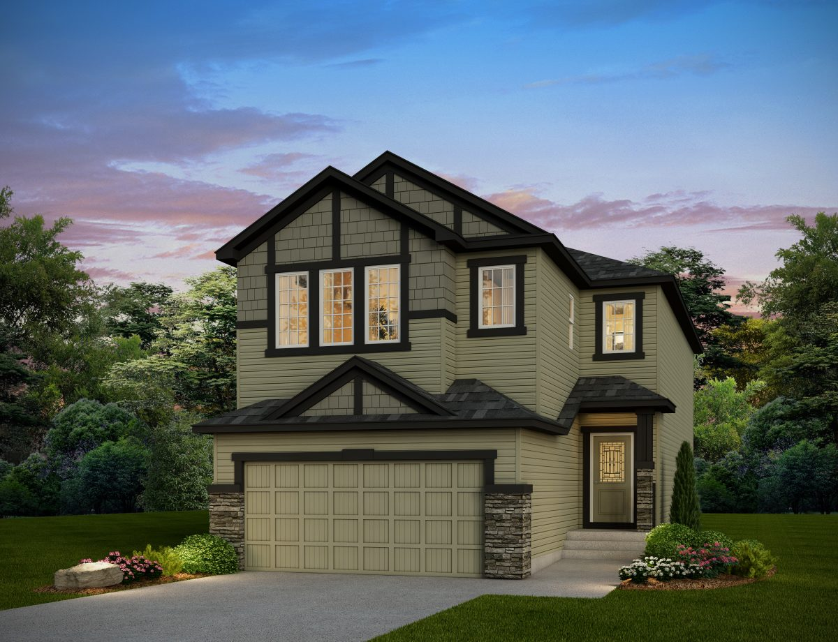Sterling Homes – Front Drive Homes